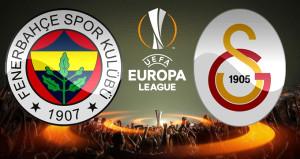 Avrupada Galatasaray ile Fenerbahçeye zorlu rakipler