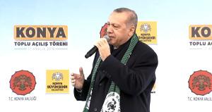 Erdoğan, Geçti o iş diyerek çözüm süreci kapısını kapattı