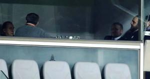 Fatih Terim, locada rakip başkandan futbolcu istedi