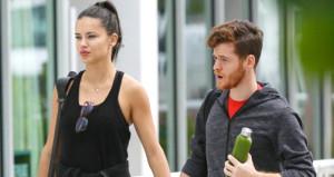 Metin Hara, sevgilisi Adrianayı Beşiktaşın yıldızına kaptırdı