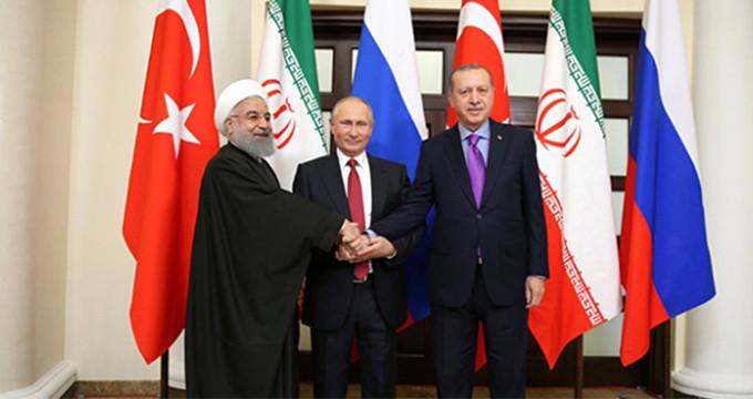Türkiye, Rusya ve İran'dan kritik Suriye hamlesi!