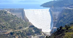 2010da Erdoğanın açtığı baraj, ekonomiye 1,4 milyar TL katkı sağladı