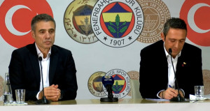 Ali Koç, basın toplantısında taraftara kara haberi verdi