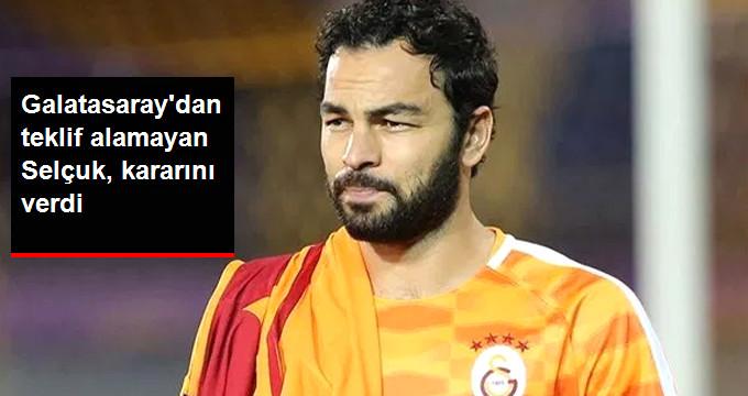 Galatasaraydan teklif alamayan Selçuk, kararını verdi