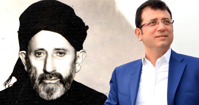 İşte CHP'nin İstanbul adayı İmamoğlu'nun dedesinin bilinmeyen hikayesi!