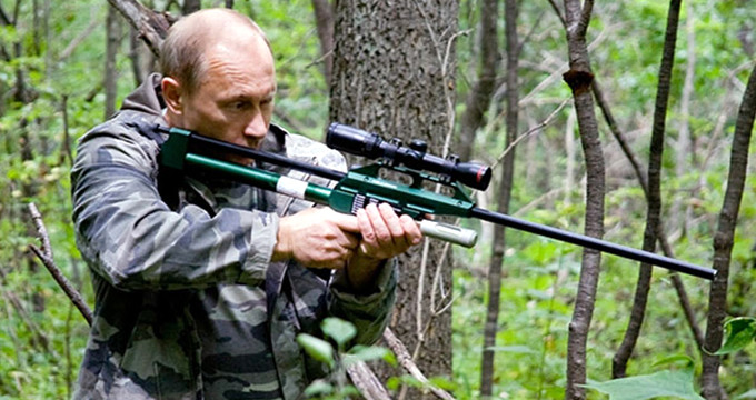 Sporcuları, pop yıldızlarını geride bıraktı! Putin yok satıyor