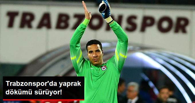 Trabzonsporda yaprak dökümü sürüyor!