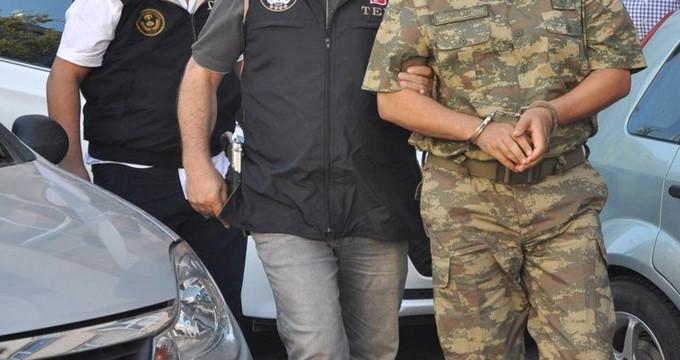 TSK'ya operasyon! 118 asker tutuklandı