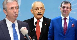CHP, Ankara ve İstanbul dahil 77 adayını açıkladı