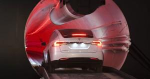 Elon Musk çılgın projesini hayata geçirdi! Ulaşımda çığır açacak