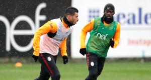 Galatasarayda Belhanda hasreti sona erdi