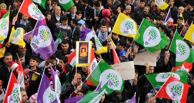 HDP, MHP'nin elindeki kente grup başkanvekilini aday gösterdi
