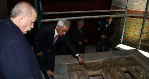 Cumhurbaşkanı Erdoğan, 4. Muraddan sonra bir ilki gerçekleştirdi