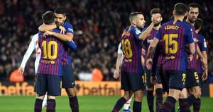 Barça köyü muhtarı, Barcelonaya meydan okudu!