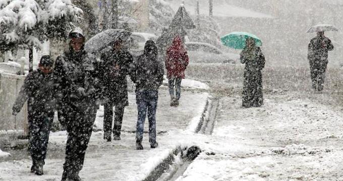 İstanbul'da başlayan kar yağışı sonrası Meteoroloji'den kritik uyarı!