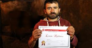 6 yıldır atanamayan öğretmen adayı çareyi köyünde buldu