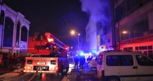 Ankara'da büyük yangın! Çok sayıda ölü ve yaralı var