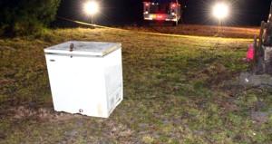 Bu derin dondurucu, oyun oynamak için içine giren üç çocuğa mezar oldu