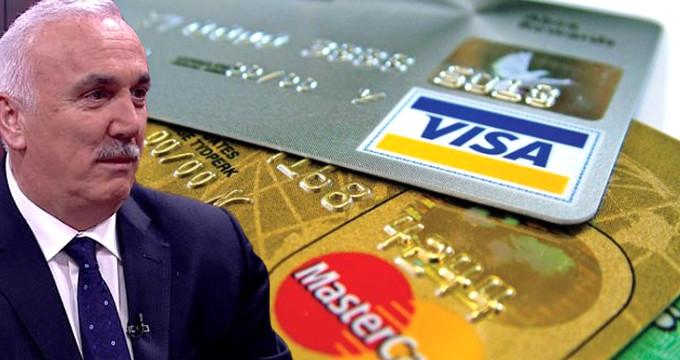 En yetkili isim açıkladı! Kart borcu olanlar nasıl kredi kullanacak