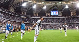 Suudi Arabistanda kupa Juventusun!