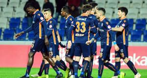 Medipol Başakşehir, Hatayasporu tek golle geçti