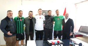Akhisarspor, transferde atağa kalktı!