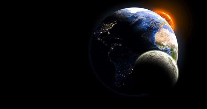 Ay'da tarım kısa sürdü! Umut meyve sineğinde