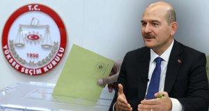 Soylu iddiaları yalanladı, oy kullanacak Suriyeli sayısını açıkladı!