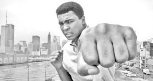 Efsane boksör Muhammed Alinin adı ölümsüz oluyor