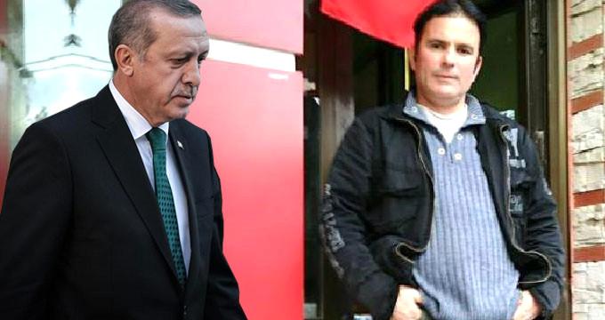 """""""Erdoğan'ı çok sevdiğim için yaptım"""" dese de ceza almaktan kurtulamadı"""