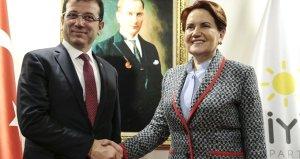 İYİ Parti Lideri Akşener'i ziyaret eden İmamoğlu'ndan iddialı sözler!