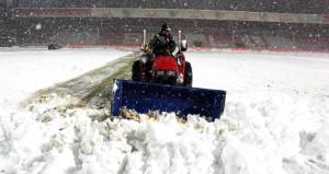Kar nedeniyle ertelenen Boluspor - G.Saray maçının tarihi belli oldu