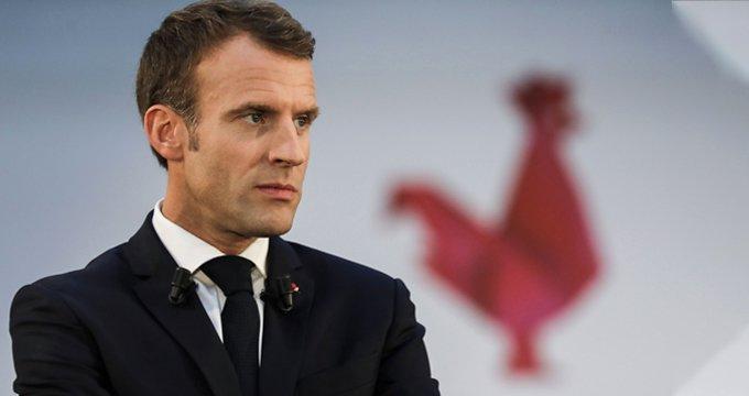 Macron'dan, ABD askerlerinin öldüğü saldırıyla ilgili kritik açıklama