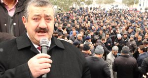 Aday gösterilmeyen Belediye Başkanı, partisine sitem edip istifa etti