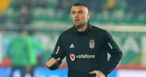 Burak Yılmaz, 4 bin 47 gün sonra Beşiktaş formasıyla sahaya çıktı!