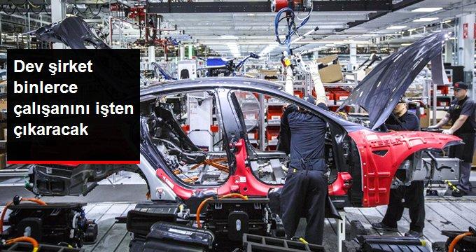 Elon Musk'ın Şirketi Tesla Binlerce Kişiyi İşten Çıkaracak