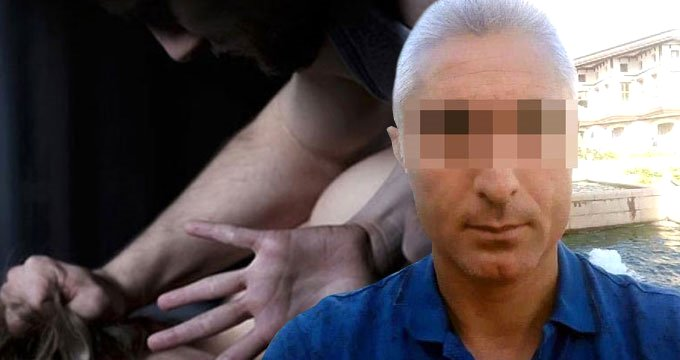 Eski eşine kızgın maşayla işkence yapıp tecavüz etti