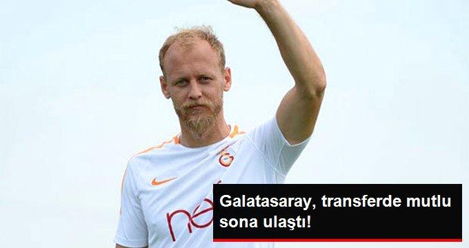 Galatasaray, transferde mutlu sona ulaştı!