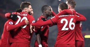 7 golün atıldığı mücadelenin kazananı Liverpool oldu