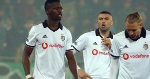 Beşiktaşın yeni transferi Mirin, hava topu bırakmadı!