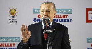 Erdoğan açıkladı! Samsunda yapılacak millet bahçesine anlamlı anıt