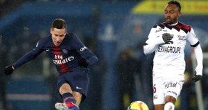 PSG, Guingampı gole boğdu!