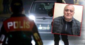 Aranan suç makinesi İstanbulda yakalandı!
