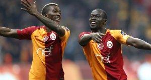 Galatasarayın kiralık yıldızı Onyekuru, şov yapıyor