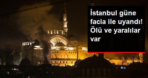 İstanbul güne facia ile uyandı! Ölü ve yaralılar var