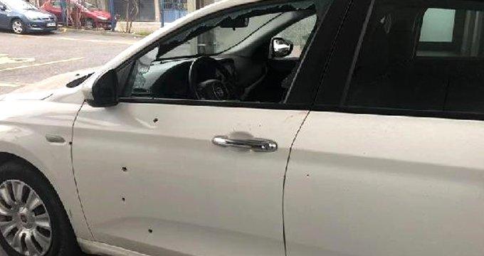 İstanbul'un göbeğinde silahlı çatışma! Yaralılar var
