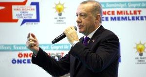 Ordu adaylarını açıklayan Erdoğan, eski dava arkadaşlarına sert çıktı