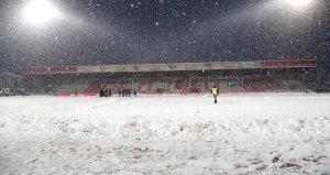 Erteleme maçı yarın! Boluspor, Galatasarayı ağırlayacak