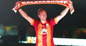 Galatasaraya dönen Semih Kayadan ilk yorum!