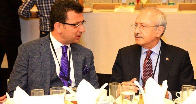 İmamoğlu, Kılıçdaroğlu'na sitem etti: Açıklayın artık